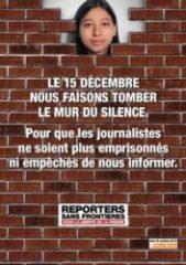 """Action RSF, automne-hiver 2011-2012 : Hla Hla Win """" La prisonnière » de RSF Suisse"""""""