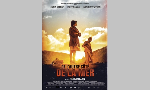 """RSF Suisse participe aux avant-premières du film de Pierre Maillard """"De l'autre côté de la mer"""""""