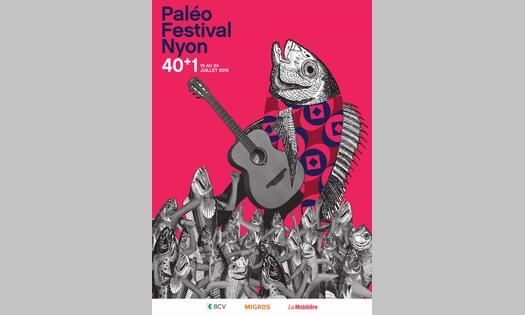 RSF au Paléo Festival de Nyon