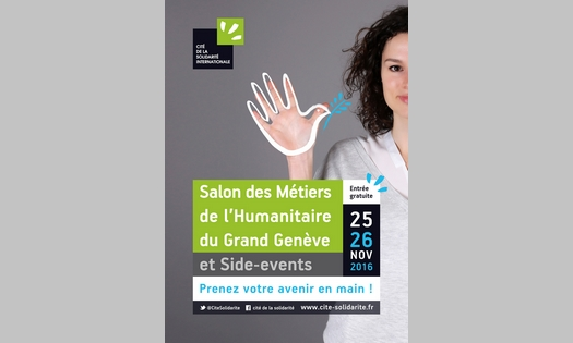SALON DES METIERS DE L'HUMANITAIRE DU GRAND GENEVE