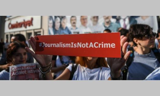 """Procès de Cumhuriyet : """"tous les accusés doivent être libérés, les accusations doivent être levées !"""""""