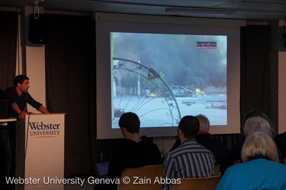 31 octobre 2017 – Spotlight Seminar: Protecting Journalists, Protecting Freedoms