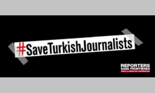 TURQUIE #SaveTurkishJournalists : RSF lance un appel à la CEDH