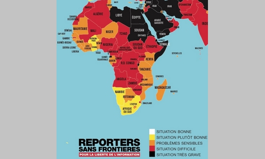 """Side event : """"La liberté d'information en Afrique"""""""