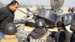 Les reporters à l'épreuve de la bataille de Mossoul