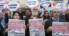 Liberté pour Cumhuriyet, liberté pour tous les journalistes turcs !