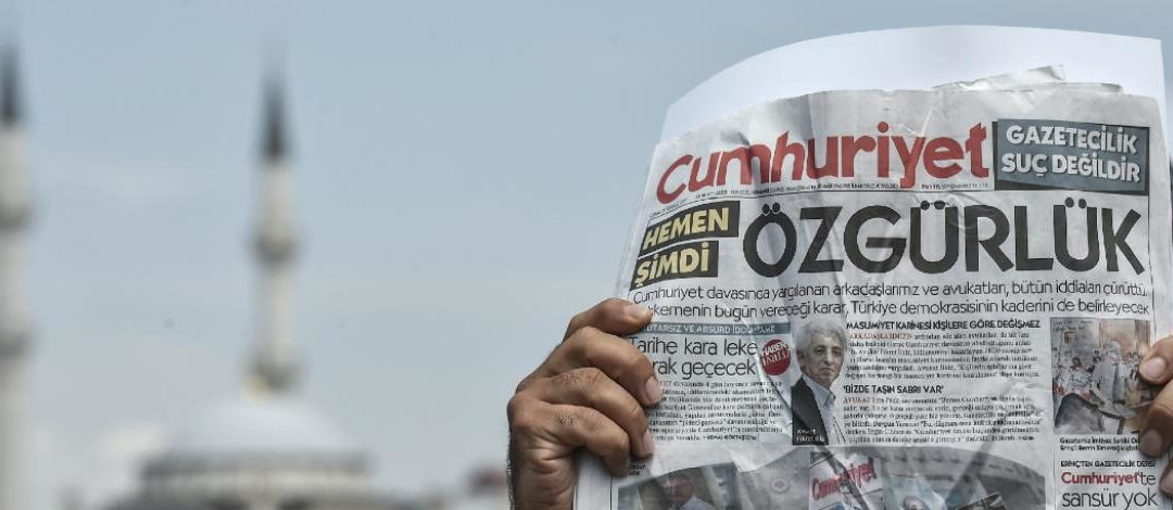 Prozess gegen Cumhuriyet-Journalisten