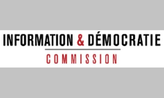 ROG lanciert die Ausarbeitung einer Erklärung zu Information und Demokratie