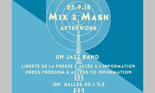 RSF participe à Mix & Mash