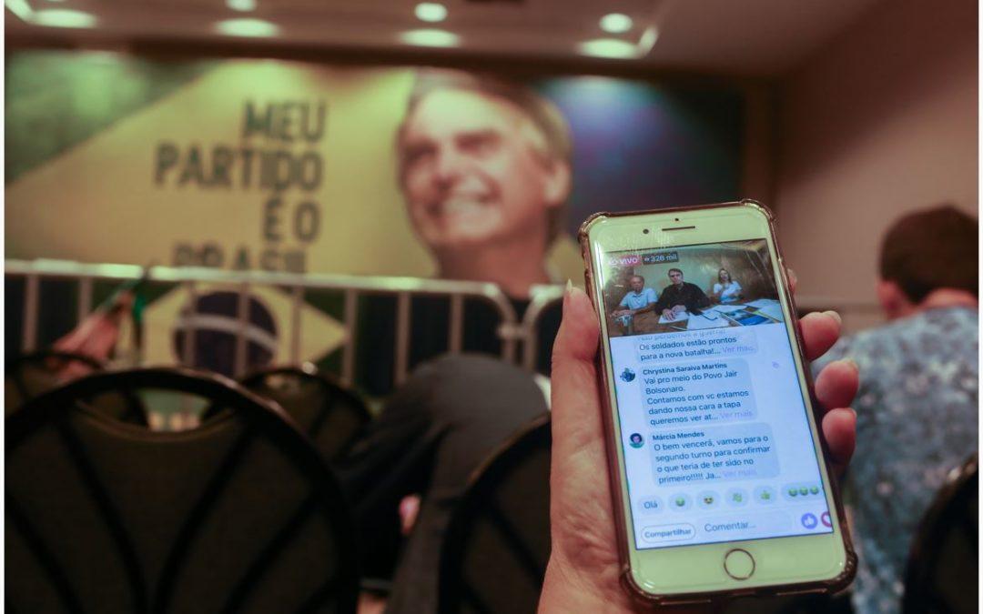 Bolsonaro ist Gefahr für Pressefreiheit