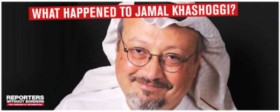 Pétition Jamal Khashoggi