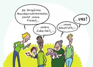 """ROG Schweiz zur """"Selbstbestimmungsinitiative"""""""