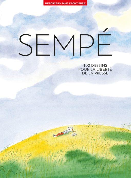 Album Sempé Reporters sans frontières