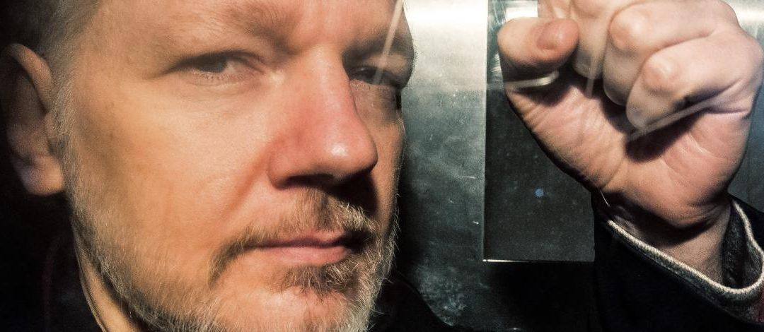 Julian Assange sofort freilassen