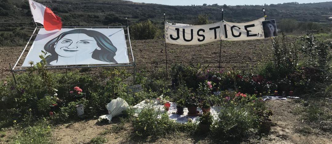 ROG und Hinterbliebene verklagen drei Verdächtige im Mordfall Daphne Caruana Galizia