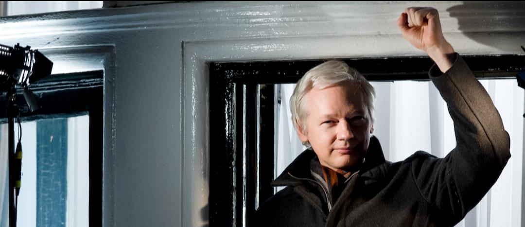 #FreeAssange: Petition gegen die Auslieferung von Julian Assange an die USA