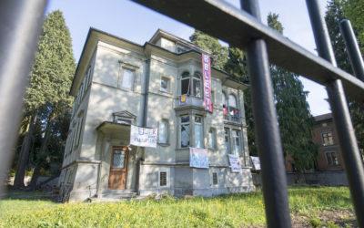 RSF Suisse soutient financièrement le cas de la journaliste  Jana Avanzini dans son procès en appel à Lucerne contre l'homme d'affaires Jørgen Bodum