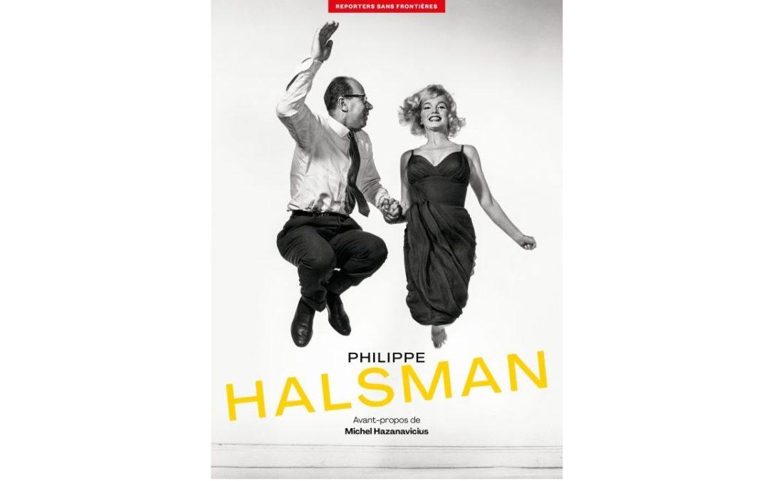 Commandez ici le nouvel album RSF consacré à Philippe Halsman