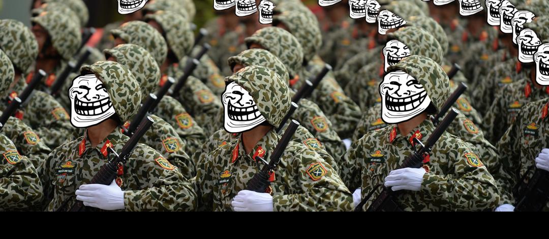 Feinde des Internets 2020: Troll-Armeen und westliche Firmen im Dienst repressiver Regimes