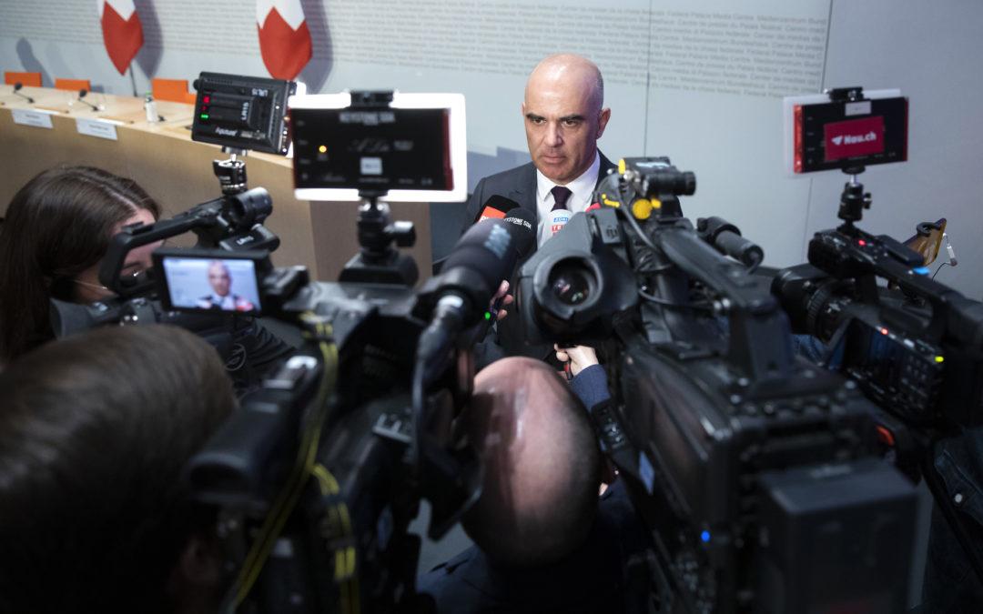 Une tribune de RSF Suisse: «Jamais les médias n'ont été aussi nécessaires, et jamais ils ne se sont portés aussi mal»