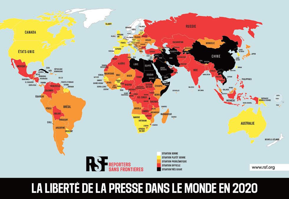 La liberté des médias en Suisse mise à mal par leur fragilité économique