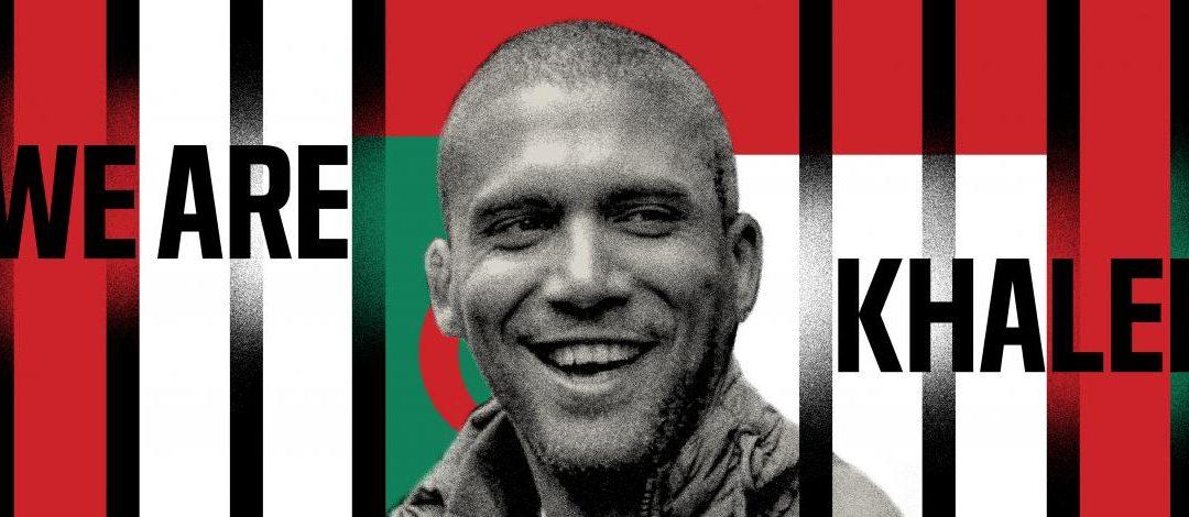 RSF Schweiz fordert die Bundesbehörden auf, für die Freilassung des algerischen Journalisten Khaled Drareni zu intervenieren