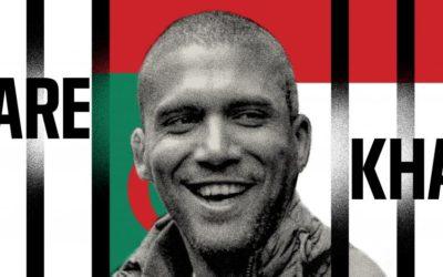 RSF Suisse demande aux autorités fédérales d'intervenir en faveur de la libération du journaliste algérien Khaled Drareni