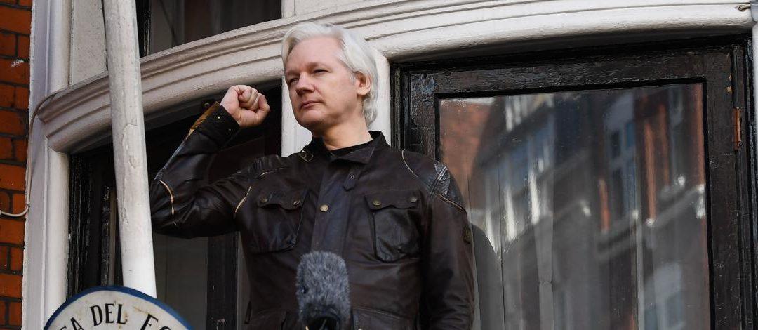 « Il faudrait que les Etats-Unis acceptent de tirer un trait sur l'affaire Assange »