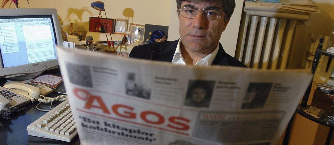 Türkei: Gerechtigkeit für Hrant Dink!