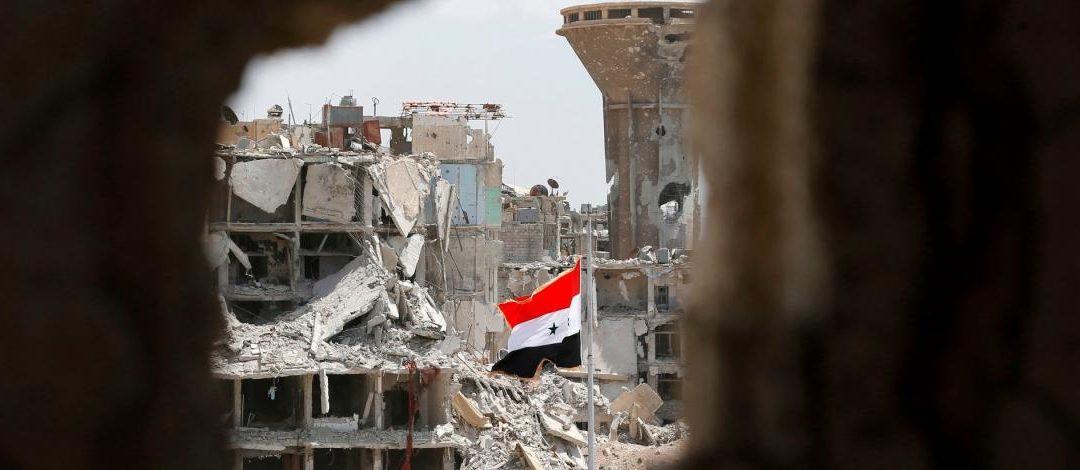 Syrie : le prix de dix ans de guerre pour les journalistes