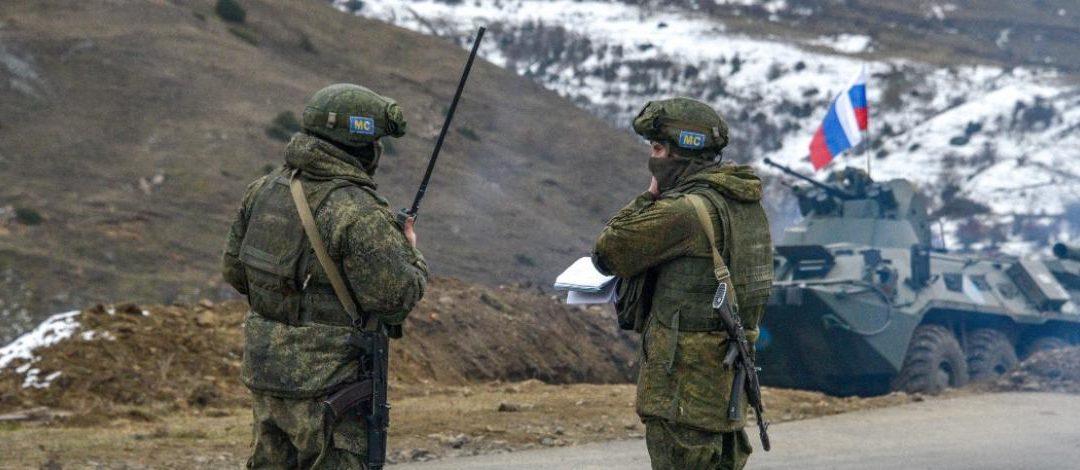Azerbaïdjan – Arménie : les forces russes empêchent des journalistes étrangers d'entrer sur le territoire du Haut-Karabakh