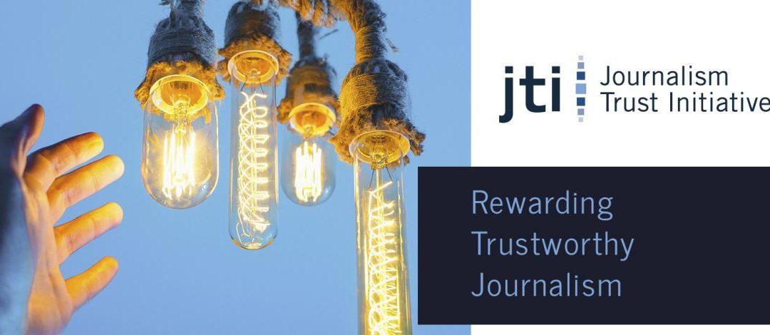 La plateforme de la Journalism Trust Initiative (JTI) ouvre une nouvelle ère pour la fiabilité des médias