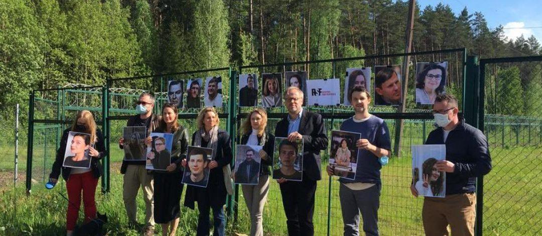 Bélarus: RSF Suisse signe une lettre ouverte adressée à Nestlé
